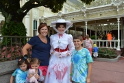 Mary Poppins I am not, but I do love her! At least I didn't have to stalk her this time!